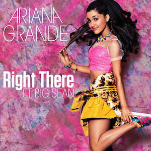 Ariana Grande – Right There ft. Big Sean 歌詞 和訳