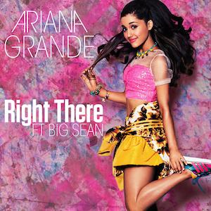 Ariana Grande – Right There ft. Big Sean 歌詞 和訳
