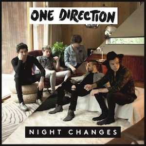 One Direction – Night Changes 歌詞 和訳