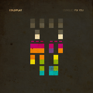Coldplay – Fix You 歌詞 和訳
