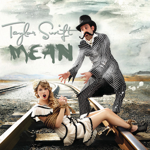 Taylor Swift – Mean 歌詞 和訳