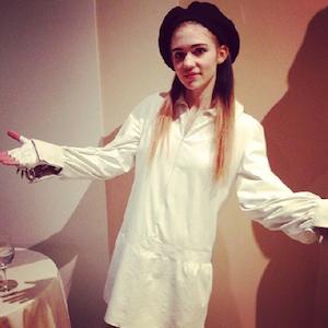 Grimes – REALiTi 歌詞 和訳