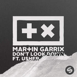 Martin Garrix – Don't Look Down ft. Usher 歌詞 和訳