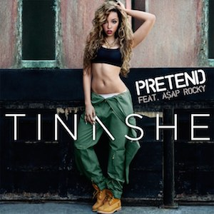 Tinashe – Pretend ft. A$AP Rocky 歌詞を和訳してみた