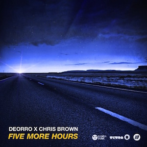 Deorro x Chris Brown – Five More Hours 歌詞を和訳してみた