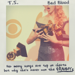Taylor Swift – Bad Blood ft. Kendrick Lamar 歌詞を和訳してみた