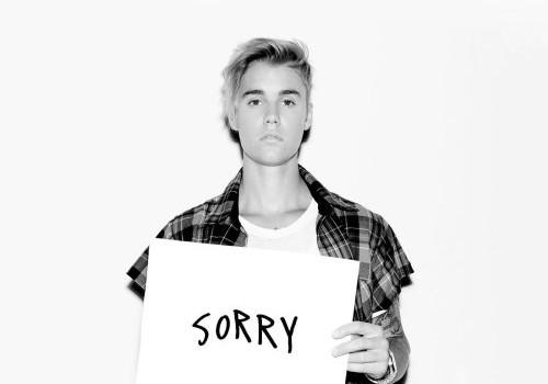 Justin Bieber – Sorry 歌詞を和訳してみた