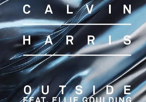 歌詞和訳!Calvin Harris – Outside ft. Ellie Goulding
