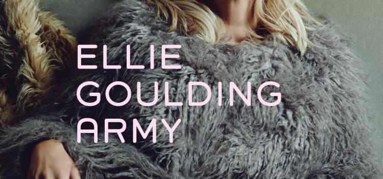 Ellie Goulding – Army 歌詞を和訳してみた