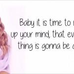 Ariana Grande – Be Alright 歌詞を和訳してみた