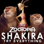 Shakira – Try Everything 歌詞を和訳してみた