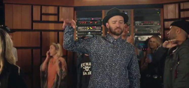 歌詞和訳!Justin Timberlake – CAN'T STOP THE FEELING!