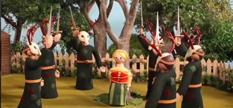Radiohead – Burn The Witch 歌詞を和訳してみた