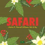 J Balvin – Safari ft Pharrell Williams 歌詞を和訳してみた