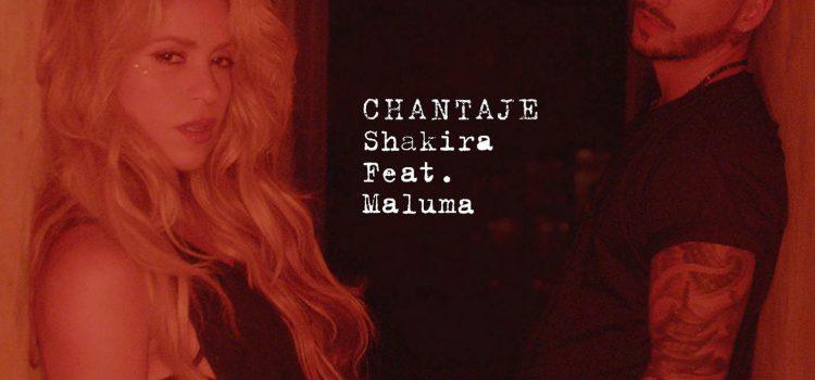 Shakira – Chantaje ft. Maluma 歌詞を和訳してみた