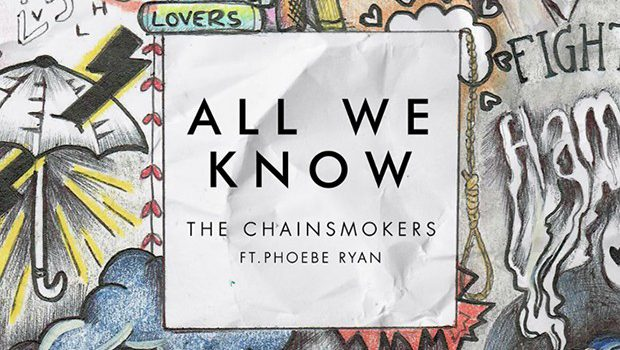 The Chainsmokers – All We Know 歌詞を和訳してみた