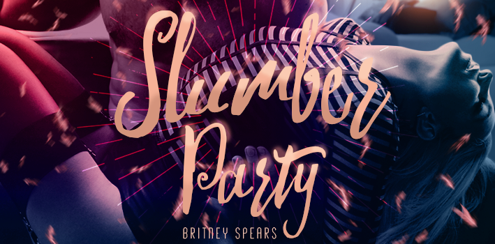 歌詞和訳! Britney Spears – Slumber Party ft. Tinashe
