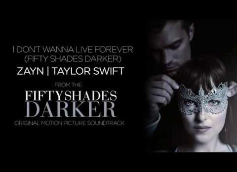Zayn Taylor Swift I Don't Wanna Live Forever 歌詞和訳