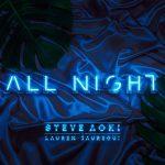 歌詞和訳 Steve Aoki x Lauren Jauregui – All Night