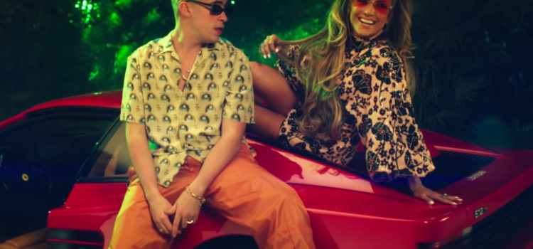Jennifer Lopez & Bad Bunny – Te Guste 歌詞を和訳してみた