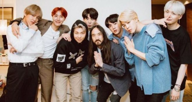 Steve Aoki – Waste It On Me ft BTS 歌詞を和訳してみた